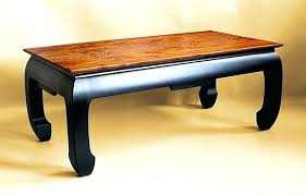 chinese coffee table antique round outstanding