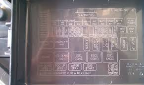 a c and radiator fan not working hyundai genesis forum there are 2 relays for the cooling fan hi and lo and one for the a c