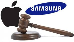 Apple and Samsung in court