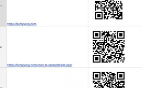 Make Your Own Qr Code Or Barcode Generator Business Data