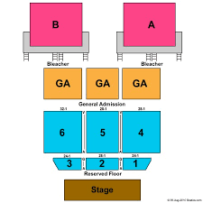 Thunder Valley Pano Hall Seating Chart Thunder Valley Casino Amphitheatre Tickets And Thunder