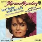 Bildergebnis f?r Album Marianne Rosenberg Nur Sieger Stehn Im Licht