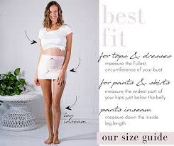 Maternity Size Guide Im Pregnant Which Size Should I Buy