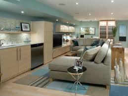Utilize the basement area with unique basement design ideas ...