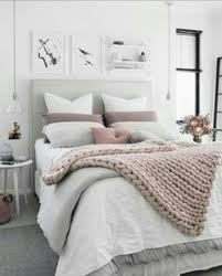 grey and rose gold bedding perfect day bed