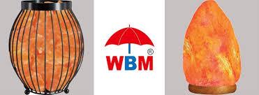 Wbm Salt Lamp Inspiration Introducing WBM International Salt Lamps