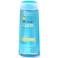 pure zone skin clearing foaming cleanser l oreal