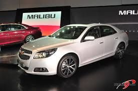 As The World Shrinks: 2013 Chevy Malibu Debuts In Korea - The ...