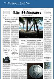 Newspaper Template Indesign Download 20 Indesign Newspaper Template Grow New Creativity Top