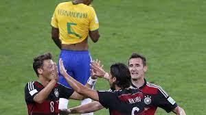 Dünya Kupası: Brezilya - Almanya / MAÇ ÖZETİ - Eurosport