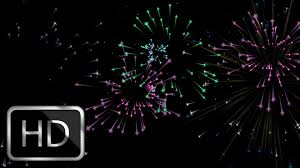 happy new year 2016 with fireworks. Simple New Inside Happy New Year 2016 With Fireworks