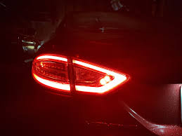 Ford Mondeo Fog Lights Switch How To Mondeo Style Rear Fog Light