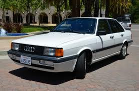 1985 Audi 4000S Quattro | German Cars For Sale Blog
