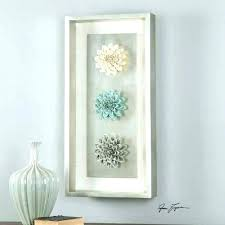 acrylic shadow box wall art