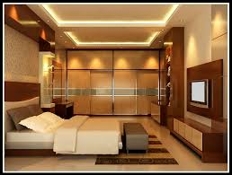 Small Contemporary Bedrooms Bedroom Small Brown Contemporary Leather Bed White Wol Shag Area