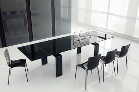 Modern Glass Kitchen Table Best Modern Kitchen Tables All Home Designs