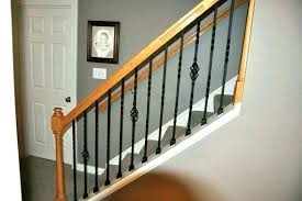 glass stair railing cost stair railing cost decoration glass railings in per linear foot il iron glass stair railing cost