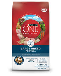 Purina One Large Breed Feeding Chart Purina One Smartblend Large Breed Adult Formula Premium Dog Food