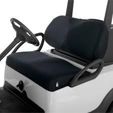 classic fairway golf cart diamond air mesh seat cover black com