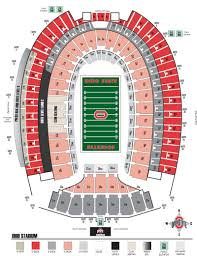 The Shoe Seating Chart 132 Teams In 132 Days Ohio State Cfb
