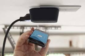 smart garage door openerUppy Smart Garage Door Opener  Gadgetsin