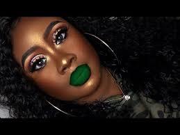 full face makeup tutorial dark skin friendly