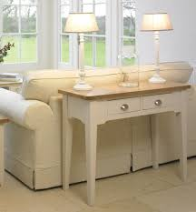 oak hall tables. Bright Idea Painted Oak Furniture Cottage And Hall Console Table UK Tables