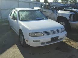 1n4bu31d7tc105191 1996 Nissan Altima Xe In Ca Martinez
