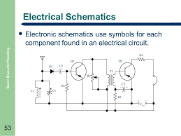 basic blueprint reading electrical schematics schematics use symbols