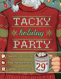Work Christmas Party Flyers 16 Holiday Party Flyer Templates Free Download