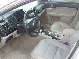 Make Ford Model Fusion Year  Exterior Color White Interior - Ford fusion exterior colors