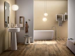 larix wood look bathroom tiles