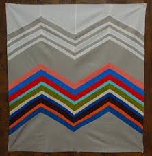 days – week of inspiration – missoni inspired quilt tutorial