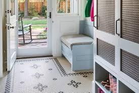 white tile floor bedroom. Simple White Black And Hexagon Floor Tile In Entryway With White Tile Floor Bedroom R