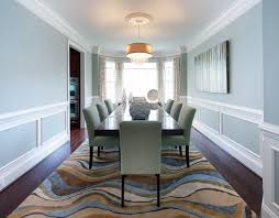 Dining Room Colors With Chair RailModern Chair Molding