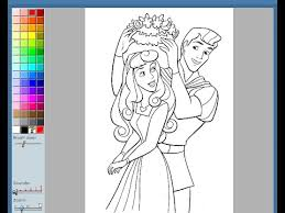 Small Picture Sleeping Beauty Coloring Pages For Kids Sleeping Beauty Coloring