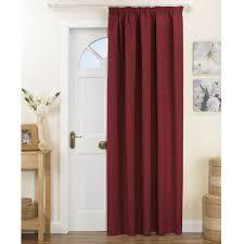Window Treatments Metal Doors Door Curtain Energy Efficient Home Pinterest Door Curtains