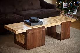 Black Walnut Coffee Table Maple And Walnut Coffee Table With Spalted Door Walnut Coffee