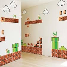 super mario wall decals