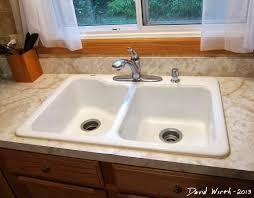 fix caulk around a sink