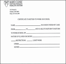 Return To School Note Unique 10 Download Free Doctor Note
