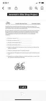 6 267 jeremiah 39 s bike project