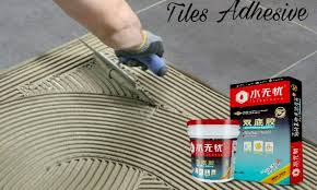 tile adhesive for indoor and outdoor tiles g66