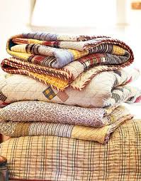 Country Living Classics & stack of quilts. Keller & Keller. Country Living ... Adamdwight.com
