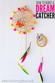 Diy Dream Catchers For Kids How To Make A DreamCatcher For Kids Fun And Colorful Craft Activity 59