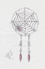 How To Make A Spider Web Dream Catcher Spider Web Dream Catcher by atomxevil100 on DeviantArt 32