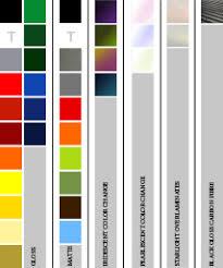 Vinyl Wrap Color Chart History Of Vehicle Wrap Kpmf Usa