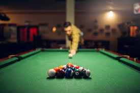 5 pool games you can play by yourself