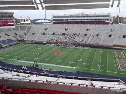 Vaught Hemingway Stadium Section Mm Rateyourseats Com