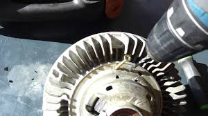 ford supderduty fan clutch how to lock up manually